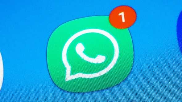 Über WhatsApp verbreitet sich derzeit ein Kettenbrief. - Foto: IMAGO / Friedrich Stark