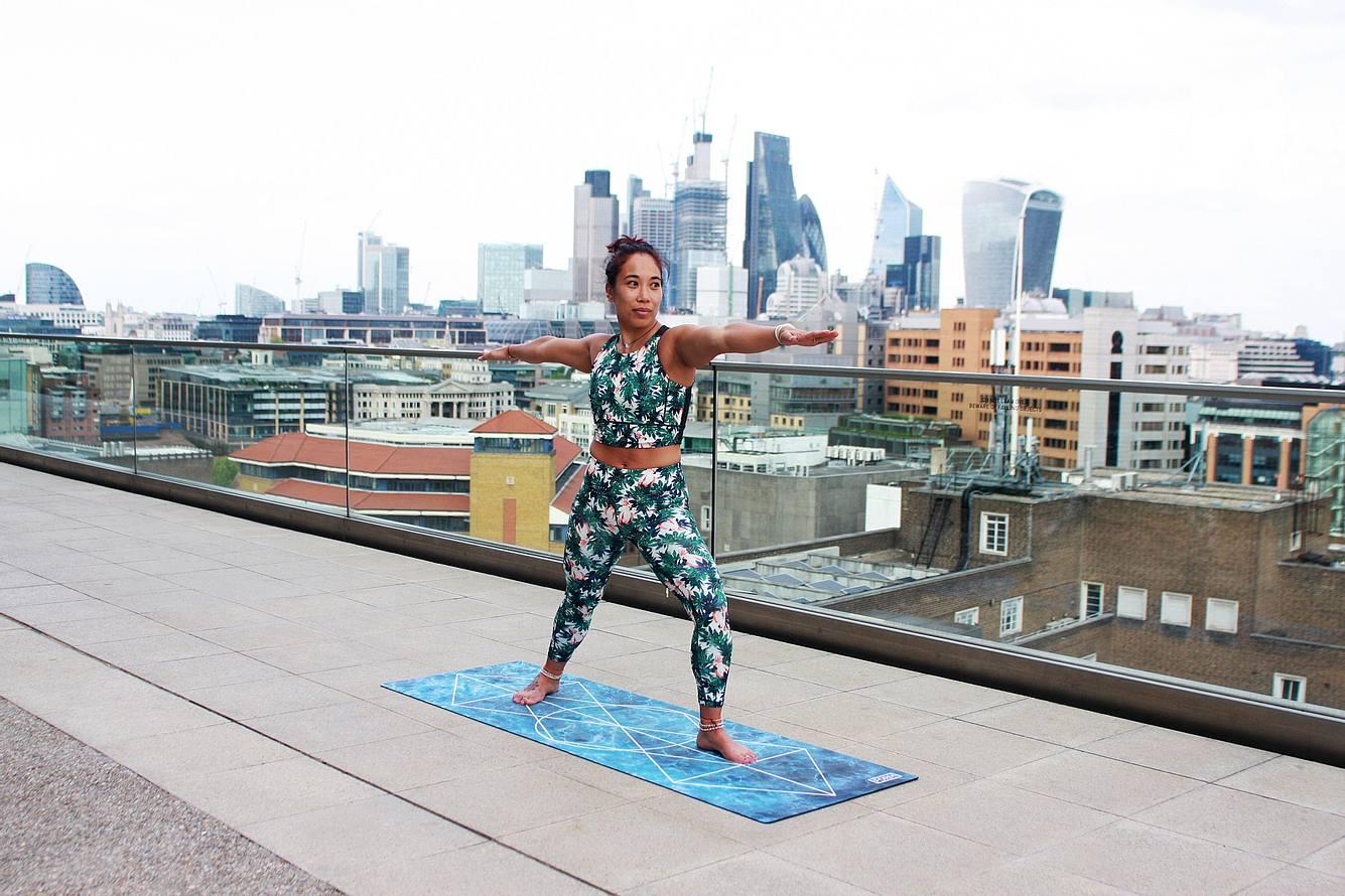 Nicht ohne meine Yogamatte!