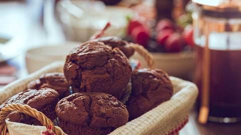 Frühstücksmuffins machen den Morgen perfekt. - Foto: iStock