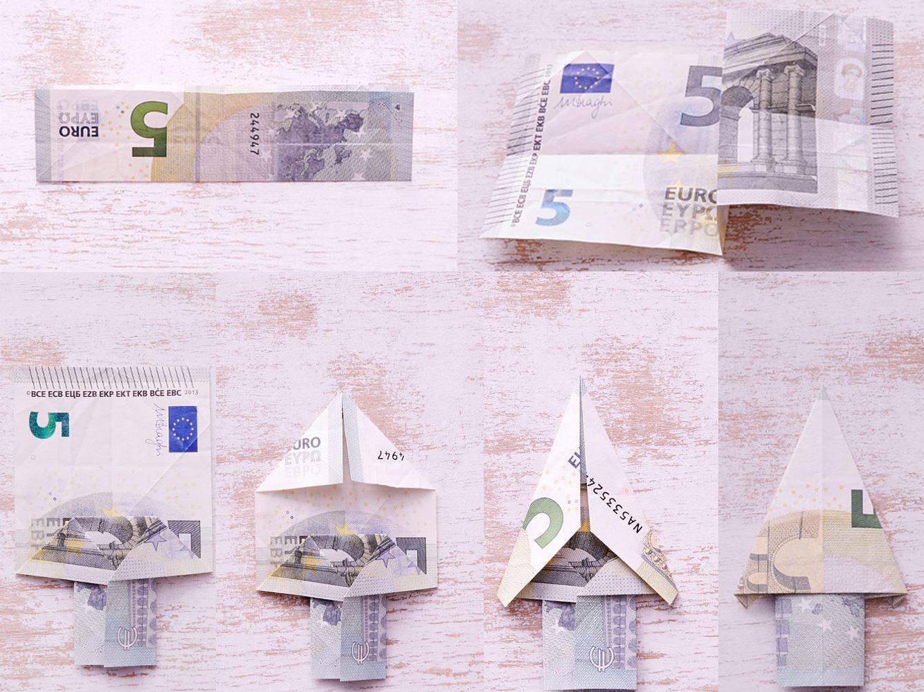Steps Geld-Wald