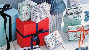 geschenkpapier zum download - Foto: deco&style