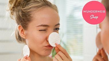 Poren reinigen – so gehts effektiv und einfach - Foto: Sasha_Suzi/iStock