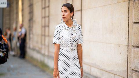 Auf den Punkt gebracht: Polka-Dot Kleider sind der Star des Sommers - Foto: GettyImages