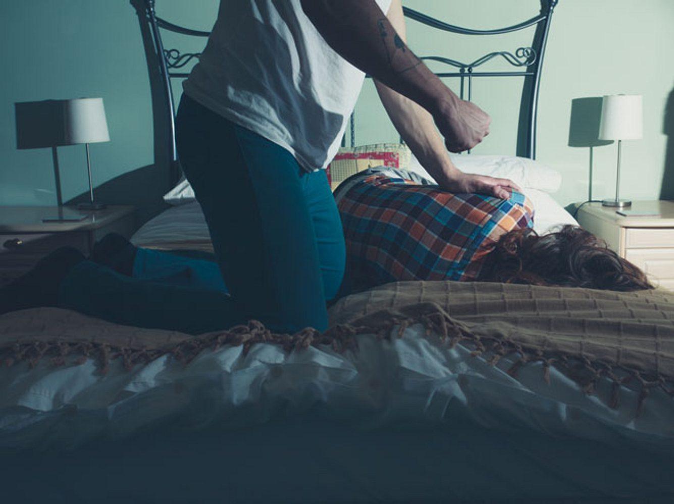 Häusliche Gewalt in der Beziehung ist keine Seltenheit!