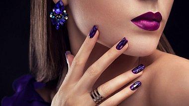 Glas-Nägel: Der funkelnde neue Nagel-Trend! - Foto: Maryviolet/iStock