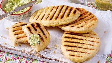 Ein Rezept für Grillbrot ohne Schnickschnack. - Foto: House of Foods