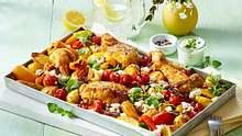 Hähnchen im Ofen zubereiten: Dieses Rezept musst du probieren! - Foto: House of Food / Bauer Food Experts KG