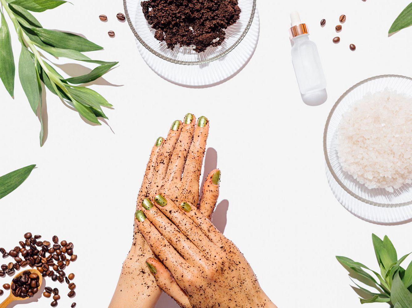 Handpflege selber machen für schöne Hände