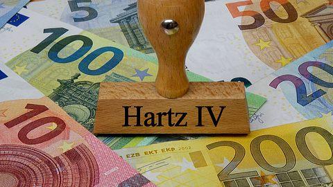 Hartz IV: Krasse Erhöhung! Deutlich mehr Geld für ALG 2-Empfänger - Foto: Imago