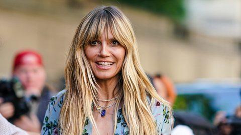 Heidi Klum: Früher und Heute - Foto: Getty Images