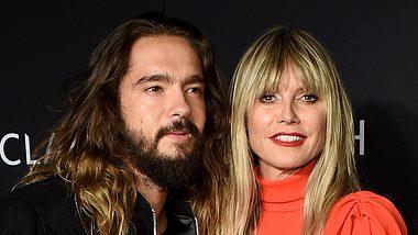 Tom Kaulitz schenkt Heidi Klum die Trennung! - Foto: Getty Images