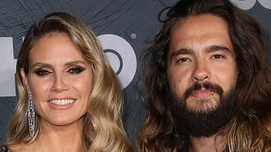 Das sagen Heidi Klum und Tom Kaulitz zwei Monate nach der Hochzeit. - Foto: gettyimages/ David Livingston