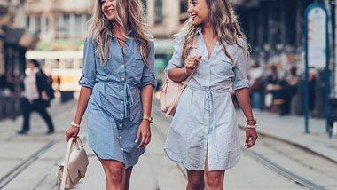 Modetrend: Hemdblusenkleider - Foto: pixelfit/iStock