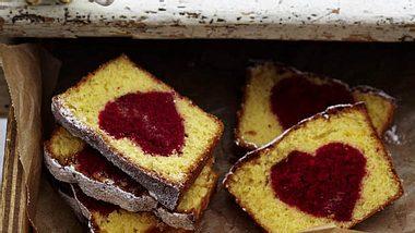 Herzkuchen Muttertag - Foto: Redaktion Food&Foto