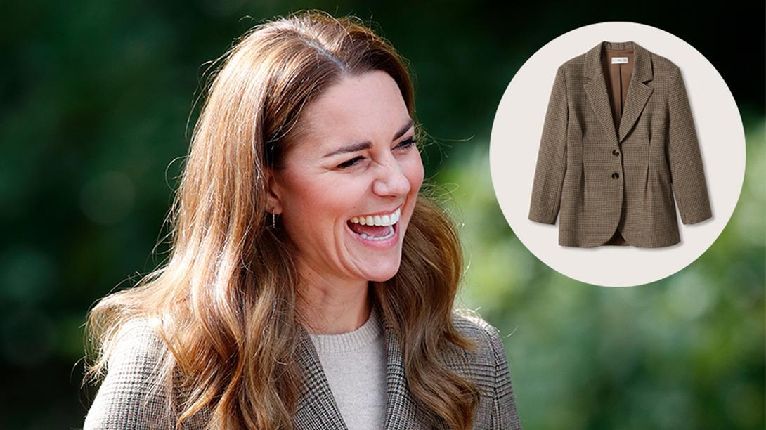 Herzogin Kate Middleton Blazer - Foto: Getty Images/ Max Mumby/Indigo