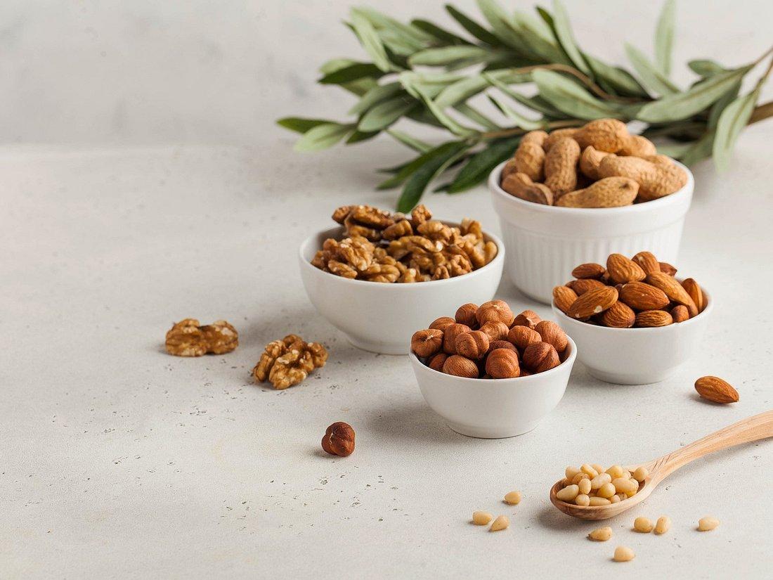 Nüsse als histaminarme Ernährung