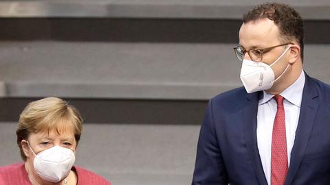 In wenigen Tagen kommen die Politiker wieder zu Besprechungen zusammen. - Foto: IMAGO / Jens Schicke