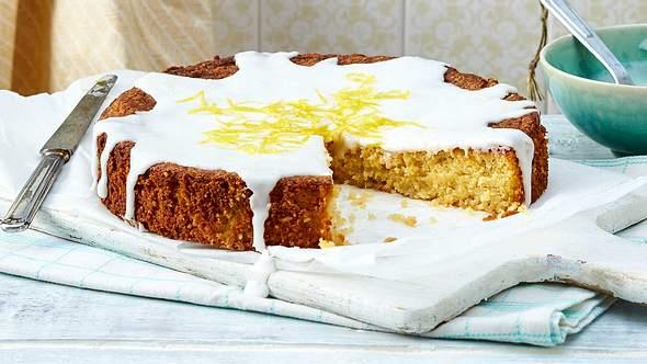 Zitronenkuchen: Rezept für glutenfreien Zitronenkuchen - Foto: Food & Foto Experts