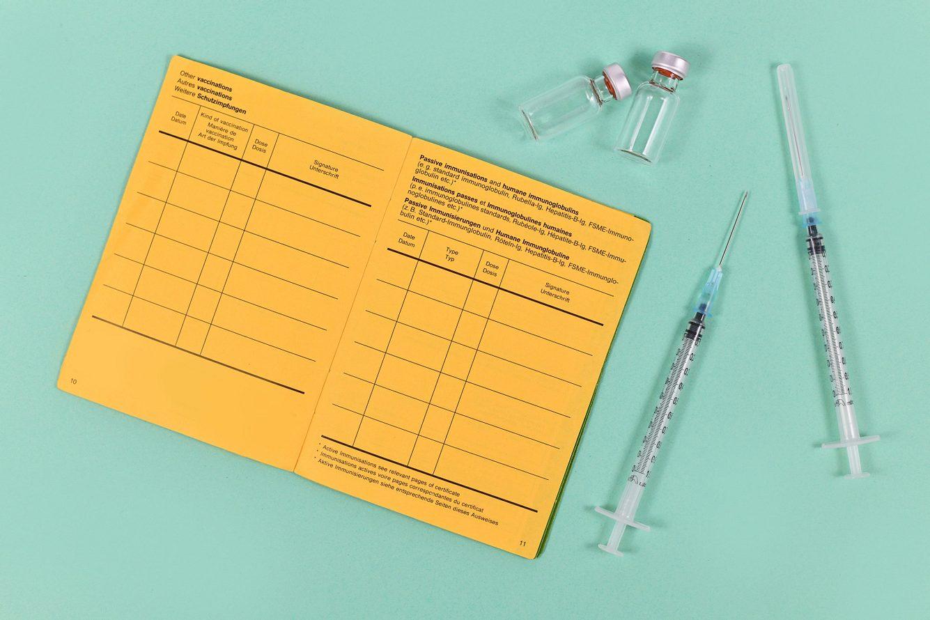 Impfpass kaufen zur Corona-Impfung