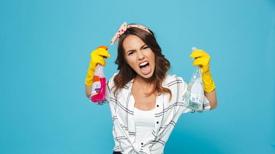 Tipps und Tricks für die Putzroutine - so wird´s wirklich sauber - Foto: istock/DeanDrobot