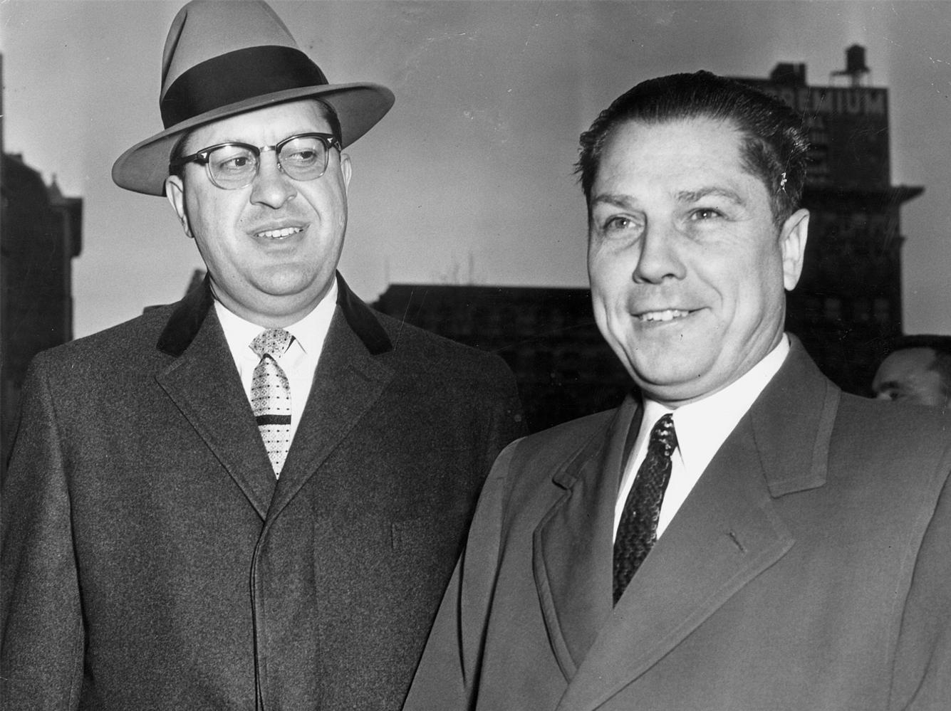 Wer tötete Jimmy Hoffa wirklich und was geschah mit seiner Leiche? Wir decken das Mysterium auf.