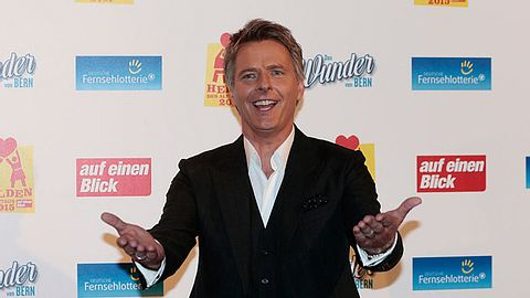 "Moderiert die ""Helden""- Gala: Jörg Pilawa (50) - Foto: Getty Images"