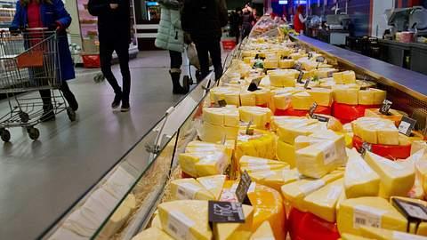 Im Käse des Unternehmens Vogel wurden Listerien gefunden. - Foto: imago images / ITAR-TASS