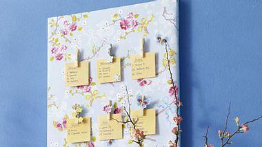 kalender selber machen - Foto: deco&style