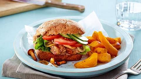 Kalorienarme Gerichte mit Gemüse und Hack