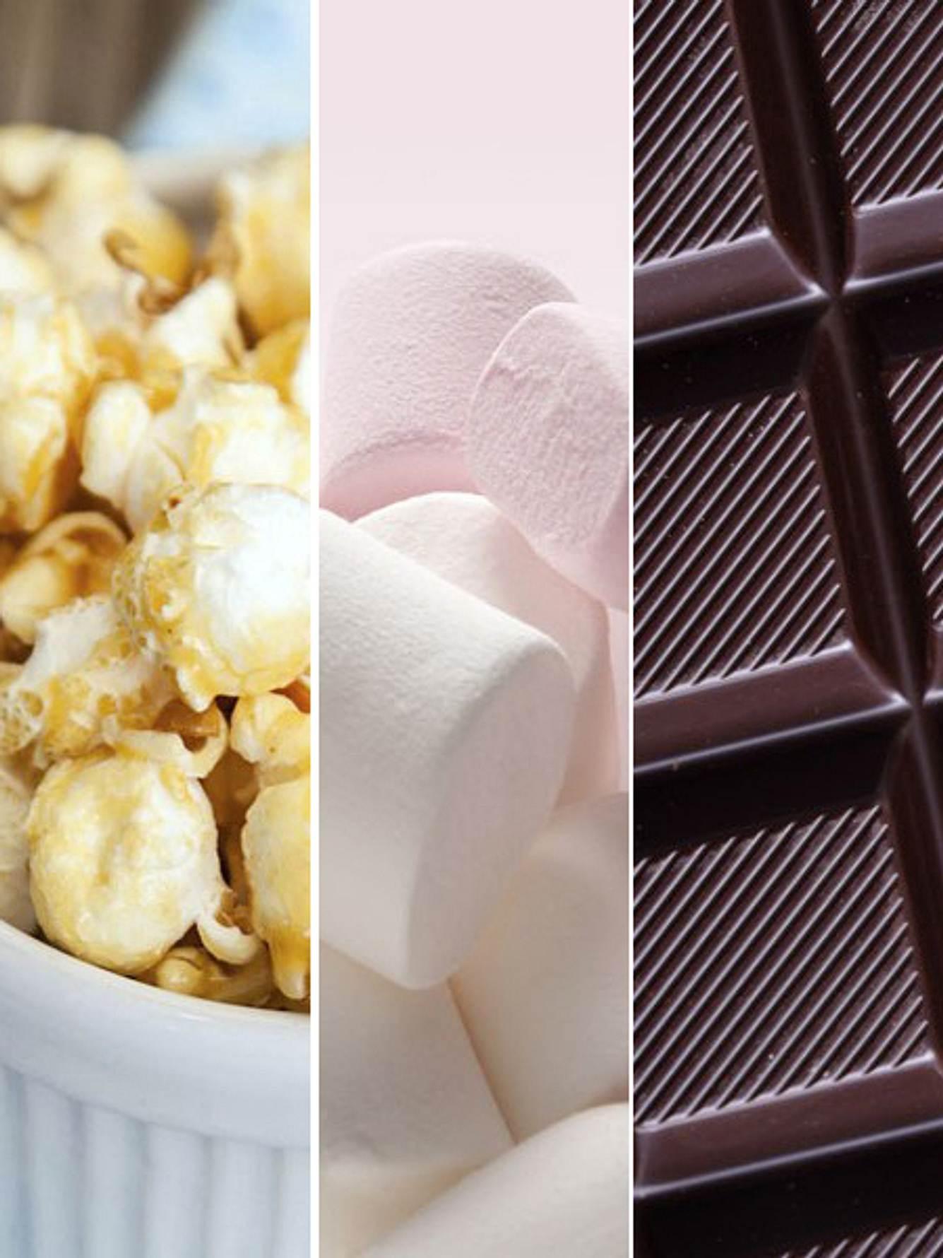 kalorienarme snacks kcal