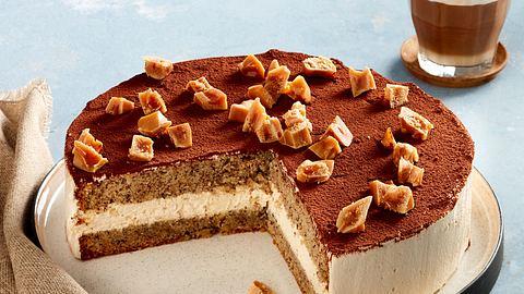 Diese Karamelltorte lässt dich dahinschmelzen. - Foto: House of Foods