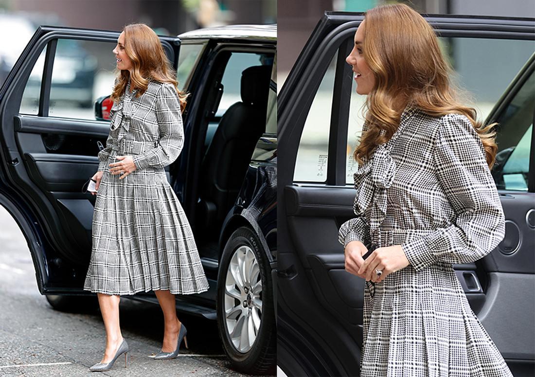 Kate Middleton Kleid für den Herbst