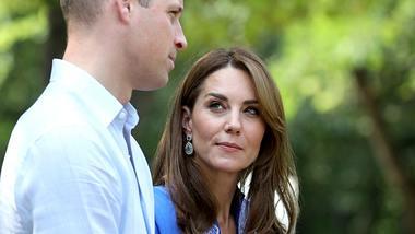Neuer Streit endet für William und Kate jetzt sogar vor Gericht. - Foto: Getty Images