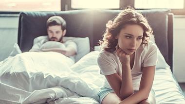 Es gibt viele Gründe, warum Mann oder Frau mal keine Lust auf Sex hat. Die meisten davon sind ganz normal und keineswegs besorgniserregend. - Foto: iStock
