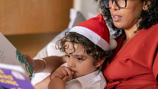 Kinderbuch Weihnachten - Foto: iStock/Fly View Productions