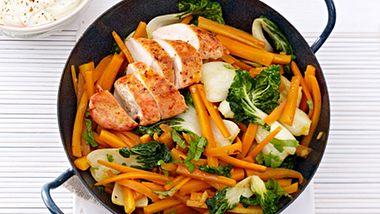 Ein kohlenhydratarmes Abendessen ist schwer zu kochen? Nicht unser Tandoori-Huhn. - Foto: House of Foods