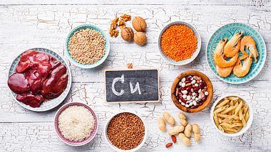 Kupfer-Lebensmittel helfen, einem Kupfermangel und dessen Symptome vorzubeugen - Foto: yulka3ice/iStock