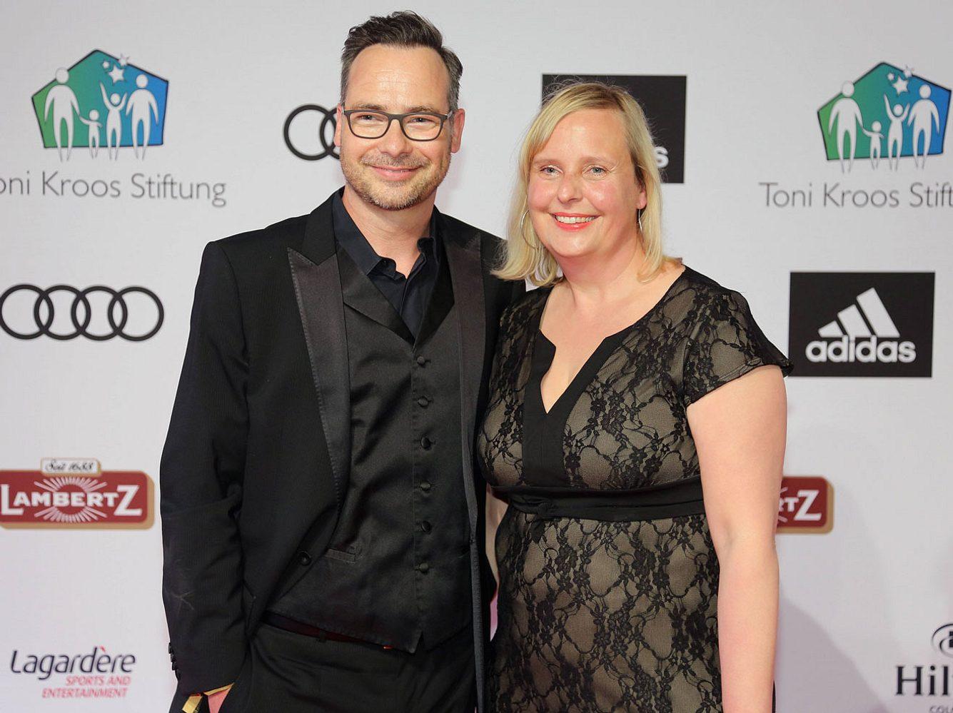 Matthias Opdenhövel und seine Alexandra sind seit über 20 Jahren glücklich.