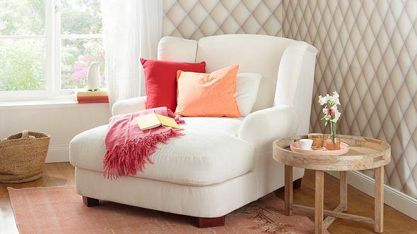 Leseecke gestalten: 5 Einrichtungs-Tipps und gemütliche Stil-Ideen für entspannte Lesestunden - Foto: HBV Interior