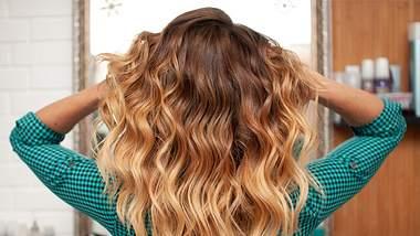 Gepflegte Haare - Foto: iStock/oksy001