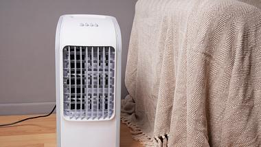Luftkühler mit Wasserkühlung ohne Schlauch - Foto: Axel Bueckert / iStock