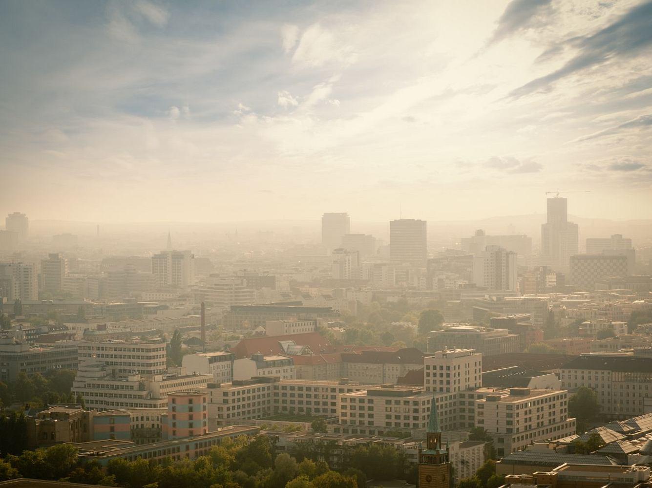 Wegen Luftverschmutzung: Knapp eine halbe Million Tote in der EU