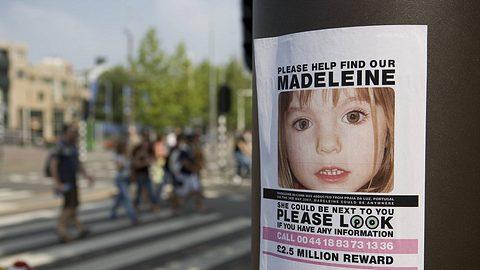 """So hübsch und so unschuldig: 2007 verschwand """"Maddie"""" McCann (damals 3). - Foto: imago images / imagebroker"""