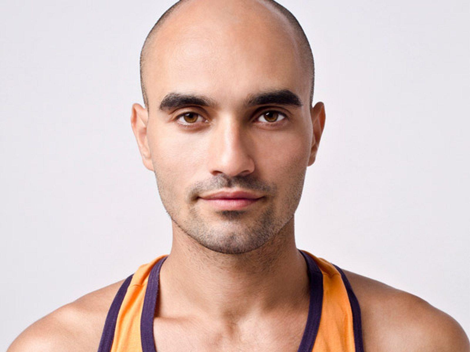 Bilder männer mit glatze