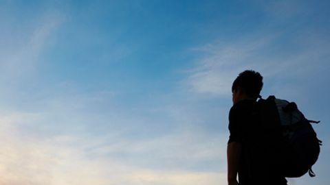 mann urlaub alleine h - Foto: iStock