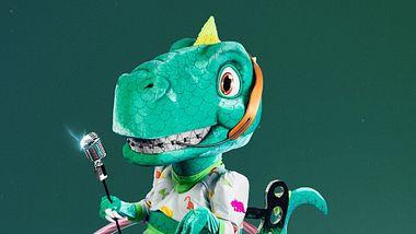 The Masked Singer 2021: Dinosaurier enthüllt - Dieser Promi steckt dahinter! - Foto: ProSieben/Willi Weber