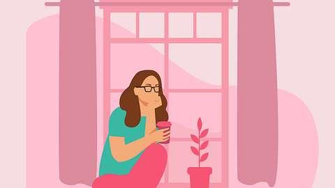 Meditation gegen Angst und Grübeln: Mindful Monday Woche 1 - Foto: Redaktion