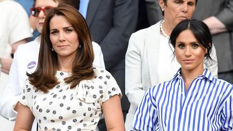Kein Frieden zwischen Meghan und Kate? - Foto: Getty Images