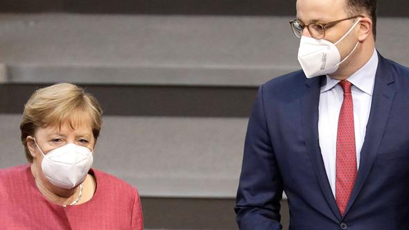 Neue Corona-Regeln: Das will Merkel heute durchsetzen!