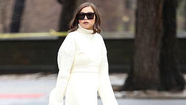 Mode-Comeback: Wegen diesem Strickteil flippen gerade alle aus! - Foto: Donell Woodson/Getty Images